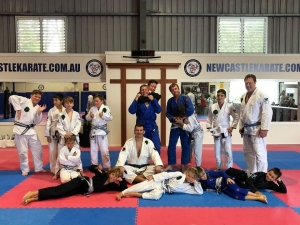 Newcastle Karate 2