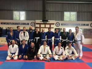 Newcastle Karate 1