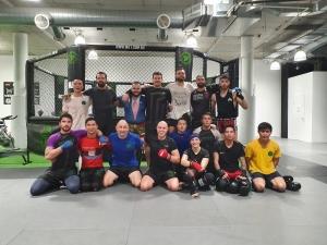 MMA Sydney